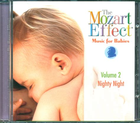 Cd The Mozart Effect For Babies Vol2 the mozart effect for babies vol 2 cd