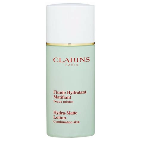 clarins hydra matte lotion clarins hydra matte lotion combination skin 50 ml 34 50