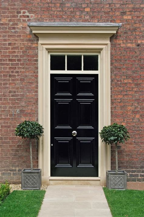 Front Doors Creative Ideas Front Door Plants Exterior Door Uk