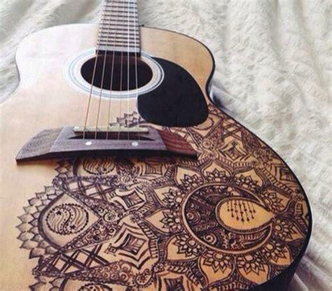 doodle guitar original size of image 2886398 favim