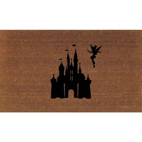 tinkerbell area rug 17 best ideas about coir rugs on coir doormats and door mats