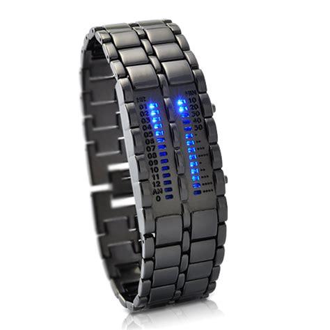 wholesale metal bracelet led led wrist from