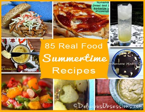 Keep Your Cing Food Cool by 85 Real Food Summertime Recipes To Keep Your Kitchen Cool