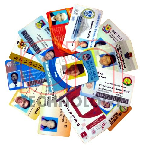 how to make pvc id card pvc card am technology id card lanyard provider in