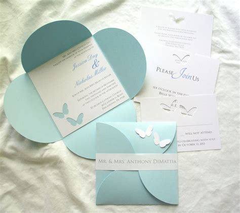 Simple Handmade Wedding Invitations - best 20 handmade invitations ideas on