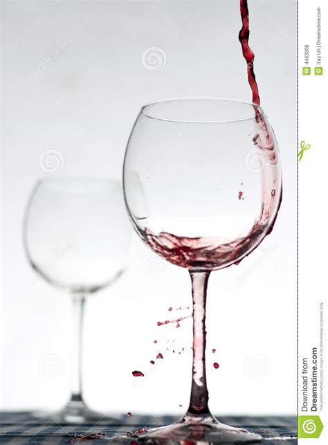 Wine Spill On by Wine Spill Royalty Free Stock Photos Image 4463308