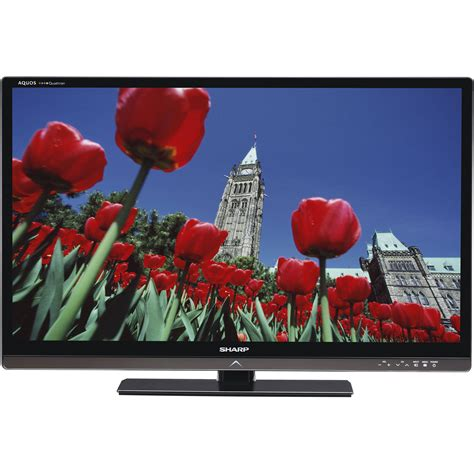 Update Tv Led Sharp sharp lc40le830u 40 quot aquos 1080p led tv lc40le830u b h