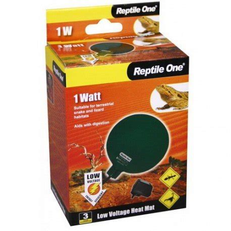 low profile reptile heat reptile one low voltage heat mat for sale shop online or