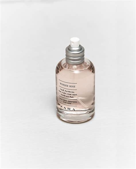 Parfum Zara Femme zara parfum un nouveau parfum pour femme 2016