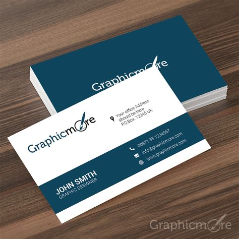 Free Minimal Business Card Design Psd Template by 300 Best Free Business Card Psd And Vector Templates
