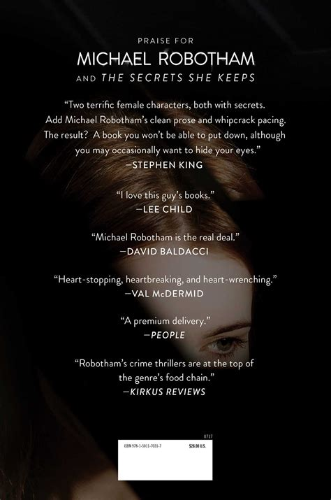 the secrets she keeps a novel books the secrets she keeps book by michael robotham