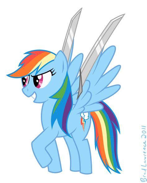 Bmc Blade Motif Rainbow rainbow blades by remenescent on deviantart