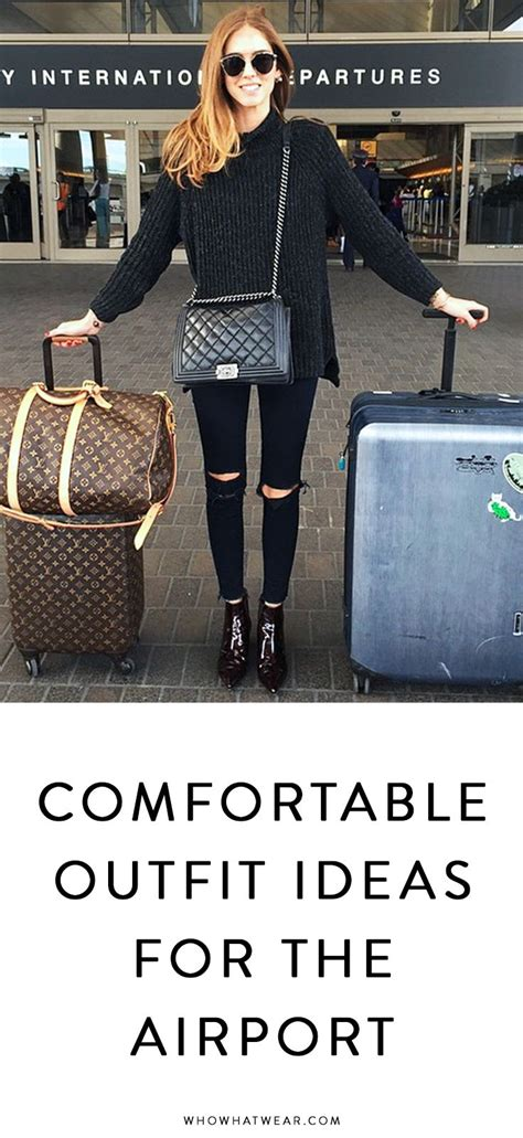 comfortable outfits for flying the most comfortable clothes to wear to the airport