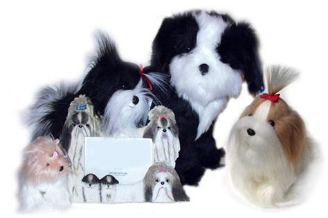 shih tzu stuffed animal find shih tzu stuffed animals facts and information at the kennel