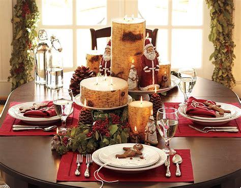 diy christmas table decorations modern magazin