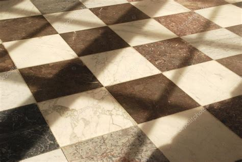 pavimento bianco e nero pavimento di marmo bianco e nero foto stock