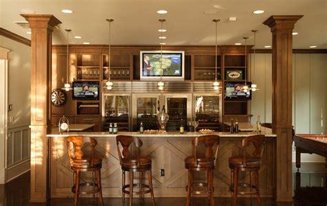 houzz bars shingle style house home bar detroit by
