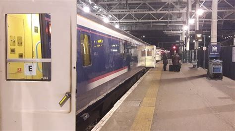 Scotrail Sleeper Review by