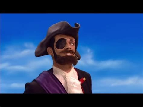 You Are A Pirate Meme - quot you are a pirate quot but everytime robbie rotten says quot you