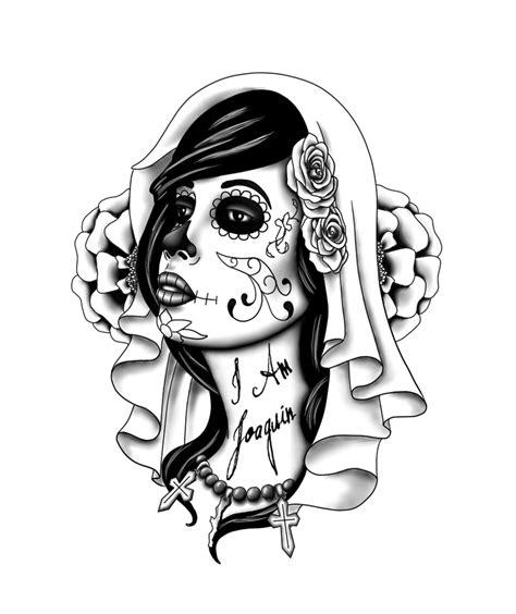 deviantart tattoo designs day of the dead design by ansatsushawdi on deviantart