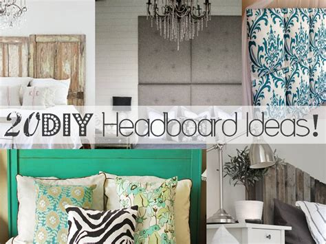 headboards diy 20 diy headboard ideas 187 little inspiration