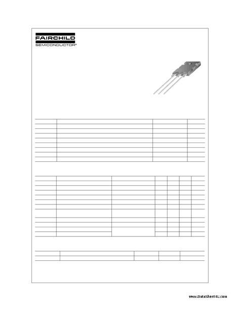 datasheet transistor j6920 j6920 datasheet j6920 pdf fjj6920 datasheet4u