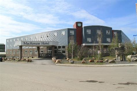 Comfort Inn Carrier Circle Well Maintained Picture Of Mackenzie Hotel Inuvik