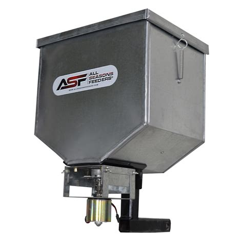 Electric Deer Feeder All Seasons Feeders Products Cast And Outfitters Llc