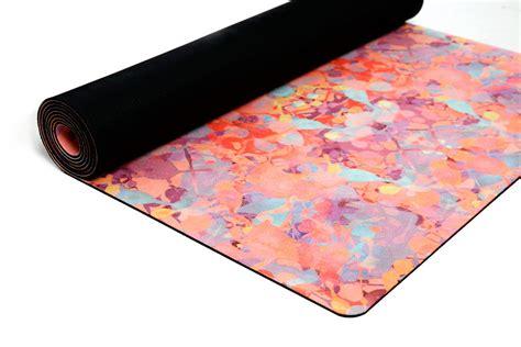 yoga design lab combo mat combo mat kaleidoscope eu