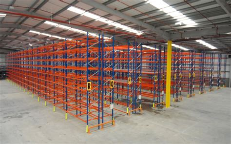 Used Pallet Racking by Sde Pallet Racking Sde