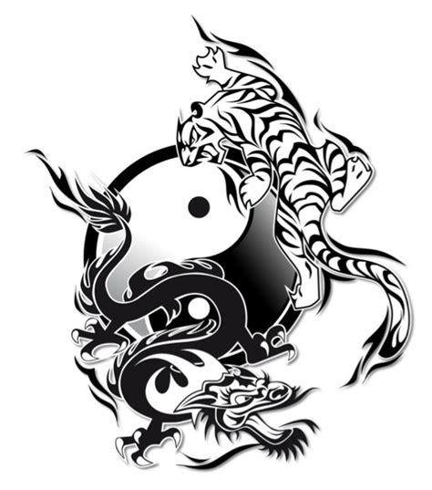 tattoo dragon et tigre tatouage dragon page 42 my cms