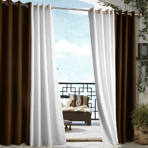indoor patio curtains 17 best images about outdoor curtain panels and drapes on