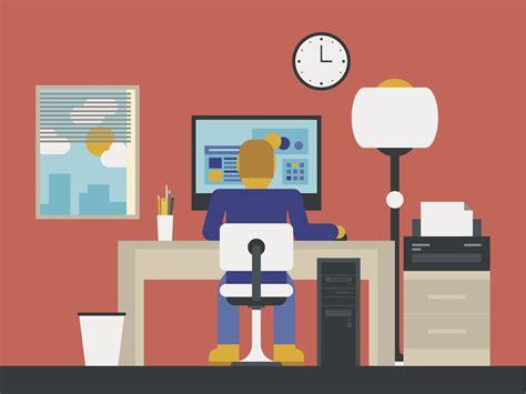 layout department animation como trabalhar pela internet e dobrar sua produtividade