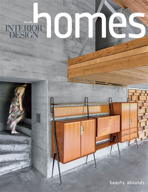 interior designer magazine interior design homes named one of magazine