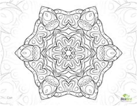 stress relief with hattifant doodles hattifant adult free printable mandala coloring pages fractal mandala