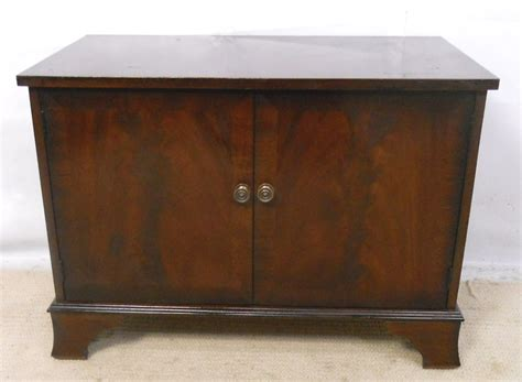 Small Low Dresser Sold Small Low Mahogany Cupboard