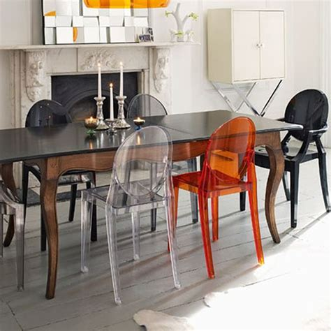 kartell sedia ghost ghost sedia kartell di design in policarbonato