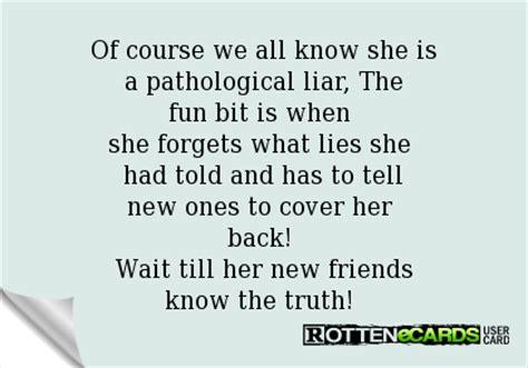 Compulsive Liar Quotes Tumblr