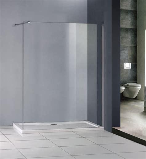 Glass Walk In Shower Quadrant Shower Enclosure Corner Cubicle 6mm Glass Door