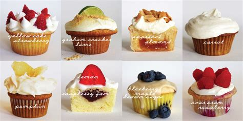 cupcake recipe different cupcake flavor ideas