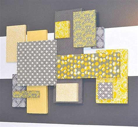 modern fabric wall hangings amazing modern wall decoration design ideas to beautify