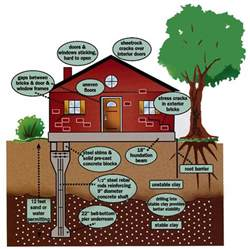 Water In Basement Solutions - foundation inspection wnc inspections