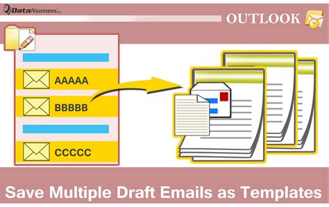 outlook save email as template how to batch save draft emails as outlook