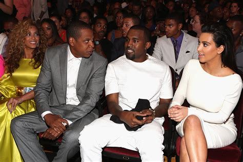 beyonce and jay z insult kim kardashian and kanye west kanye west vows to stay faithful to kim kardashian amid