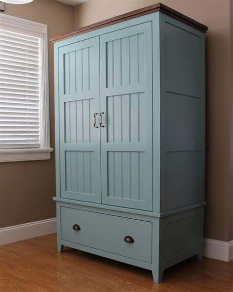 ana white armoire wonderful wardrobe clothing rack projects decorating