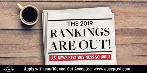 Us News Top Business Schools Mba by U S News World Report S 2019 Best Business Schools Mba
