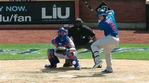 javier baez swing javier baez slow motion home run baseball swing hitting
