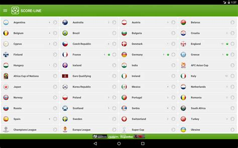 Be The To Score by Score Line Live Score Android Apps On Play