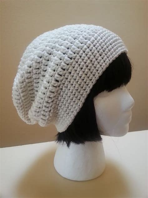 crochet easy hat for women tutorial 10 part 1 of 2 10 slouchy crochet hat patterns
