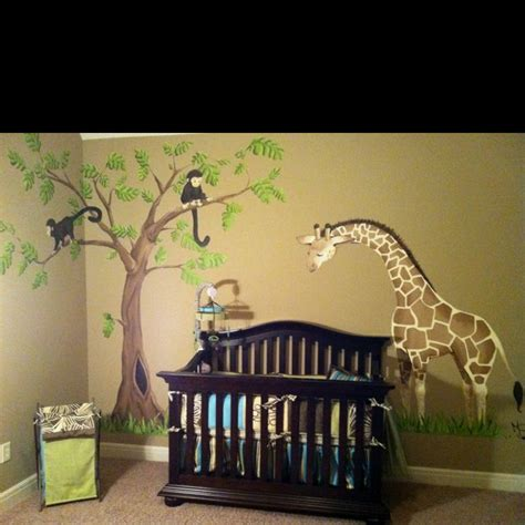 baby boy themed nursery love the jungle theme for a nursery baby boy rooms